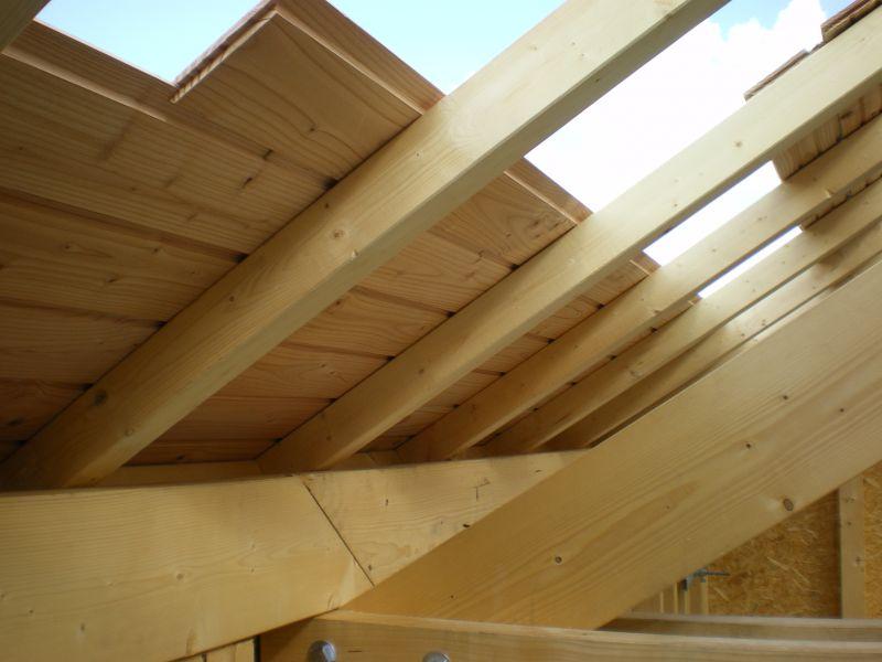 toiture archive at notre maison en bois. Black Bedroom Furniture Sets. Home Design Ideas